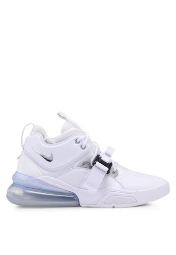 Nike white Nike Air Force 270 Shoes 4E16CSHF2255A5GS_1