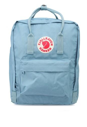Fjallraven Kanken blue Kanken Backpack 6E8A0AC559A20CGS_1