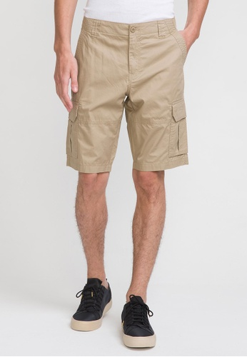 278a6db560 Buy Bossini Solid Lightweight Cargo Shorts Online on ZALORA Singapore