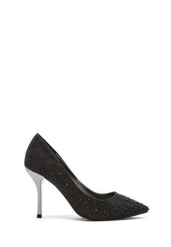 PAZZION Sparkly Heel PA624SH0S15VMY_1