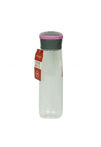 Omega Houseware purple Elle 550ml Purple Tritan Sports Water Bottle EF83FAC300C249GS_1