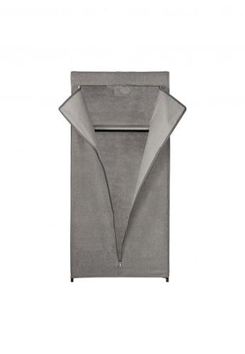 San-Yang Furniture grey Vinyl Closet 502501 55EE7HL2AB1F7AGS_1