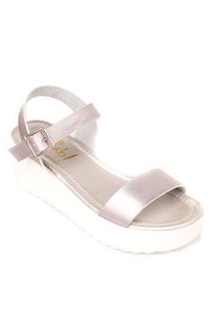 Ruth Wedge Sandals