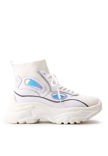 Twenty Eight Shoes 襪桶弧線底運動鞋B59 BE6CBSHAAB211AGS_1