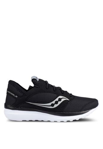 Saucony black Kineta Relay Shoes SA304SH0RRWAMY_1