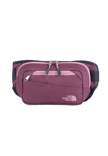 The North Face purple TNF Bozer Hip Pack II Crushed Violets/Weathered Blac 0D0FEACDD81B82GS_1