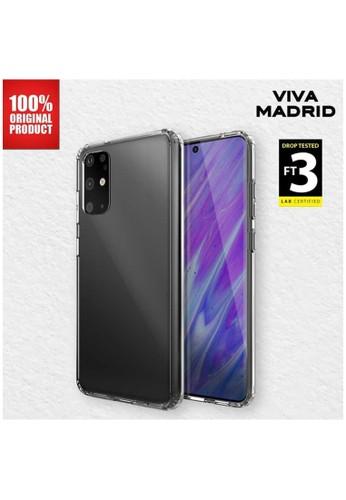 Viva Madrid multi Casing Samsung S20+ Vanguard Maximus Hybrid Tough Viva Madrid - Clear F9C87ESC10C5E0GS_1
