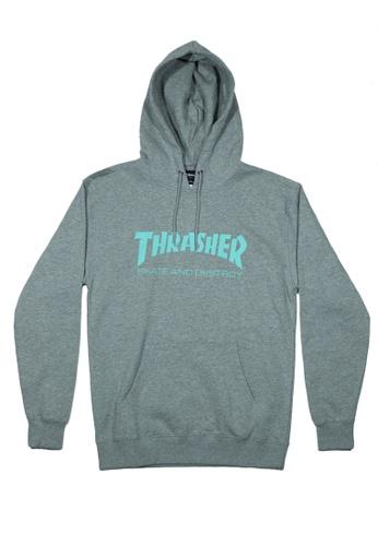 THRASHER multi Thrasher Hometown Sad Hooded D5928AA50E1354GS_1