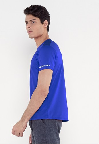 Corenation Active blue Edin Short Sleeve - Blue 54CA3AAF080869GS_1