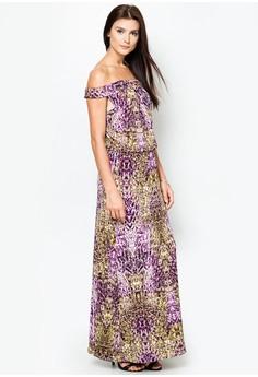 Kharzy Off Shoulder Dress