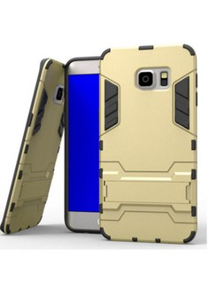 Hybrid Armor Defender Case with Stand for Samsung Galaxy Note 5 Edge