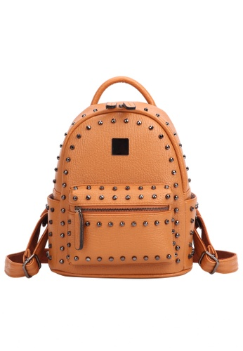 Twenty Eight Shoes Faux Leather Fashionable Backpack 13760036 18890AC4505B69GS_1