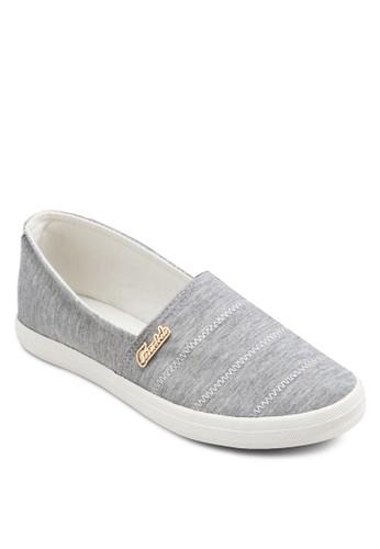 棉質esprit 童裝懶人休閒布鞋, 女鞋, 懶人鞋