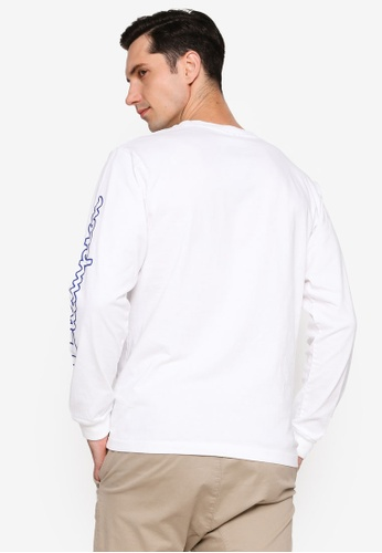 4d73570c9 Buy Champion Japan Collection Action Style Long Sleeve T-Shirt Online on  ZALORA Singapore