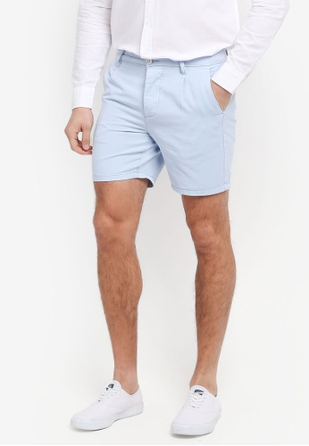 Topman multi Tencil Shorts 2055AAA0A550D8GS_1