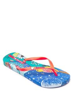 I Love Arts Slippers