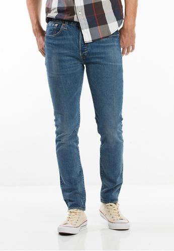 Levi's blue Levi's 501® Skinny Jeans 168E2AA7ECCD50GS_1