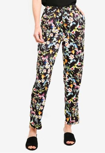 Vero Moda black Lily-rose Loose Pants BBF92AAB5C34CEGS_1