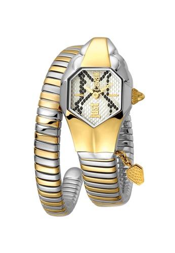 Just Cavalli gold Just Cavalli Glam Chic Quartz Watch JC1L001M0165  2CD2DAC19D361FGS 1 e4776ac41cc