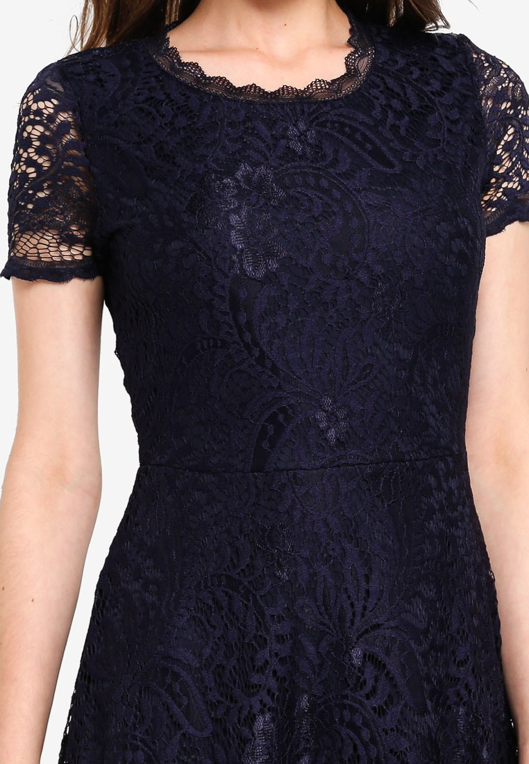 ONLY Night Sky S S Lace Mystery Dress pZOSqS