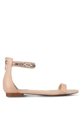 Guess beige Rafina Sandals GU020SH0S7KKMY_1
