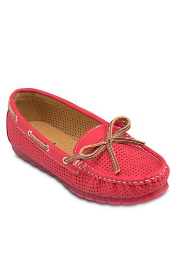 沖esprit台灣官網孔船型鞋, 女鞋, 船型鞋