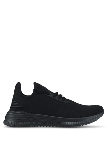 Puma black Tsugi-Mi Evoknit Shoes PU549SH0SWECMY_1