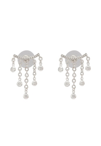 ALDO multi and silver Laelyan Pierced Earring 0E412AC1800745GS_1