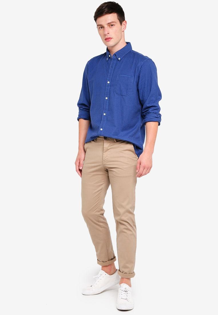 Colonial Spring Oxford GAP Shirt Blue Navy 18 AI8nwB8xUa