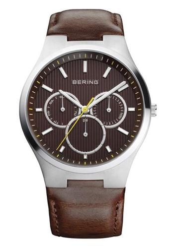 Bering silver Classic 13841-702 Black 41 mm Men's Watch 6BA6AAC8700BE2GS_1