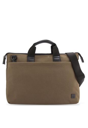 zalora時尚購物網評價Oxberry 簡約斜背包, 包, 包