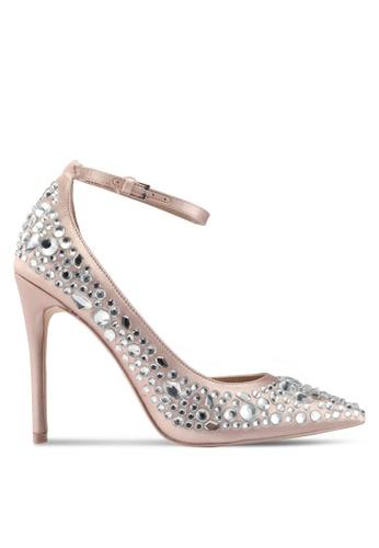 ALDO pink Jeroredien Heeled Shoes 6D035SH3B82CBAGS_1