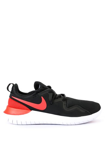 Nike black and multi Nike Tessen Running Shoes BBD6DSHBC1CA04GS_1