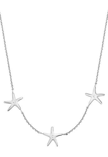 Morellato silver Tenerezze Necklace SAGZ04 Stainless Steel D6D57AC70B7F7DGS_1