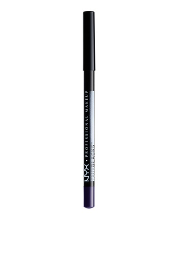 NYX Professional MakeUp purple Faux Blacks Eyeliner - Blackish Purple BF439BEA9A9E4DGS_1