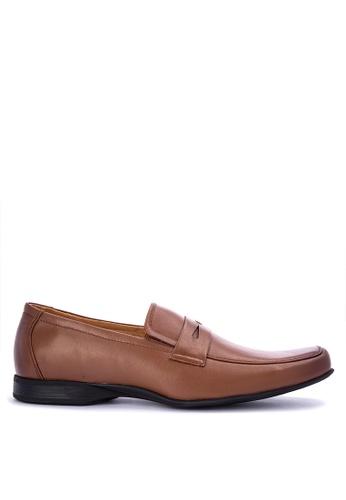Gibi brown Sum Dress Shoes 6DA70SH453C9A4GS_1