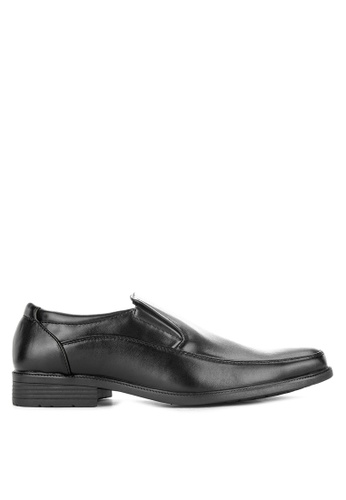 Itti black Business Formal Shoes 6FBBBSHCC4B8A0GS_1