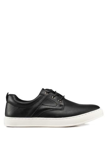 Carlton London black Smart Casual Shoes A198FSH9E7F406GS_1