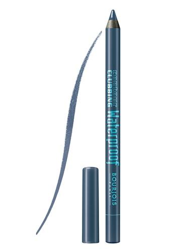 BOURJOIS blue Bourjois Contour Clubbing Waterproof Eyepencil #61 Denim Pulse BO885BE45BBYSG_1