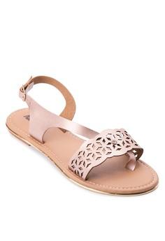 Ryan Flat Sandals