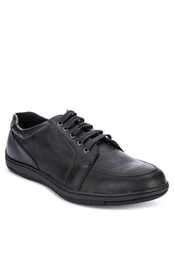 H2Ocean black Cordero Sneakers C5DD1SHC6CE437GS_1