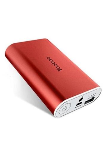 Yoobao red Specialist S3 6000mAh Power Bank YO900AC02ONLPH_1