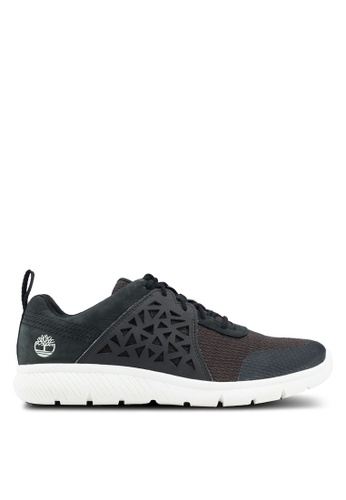 Timberland black Boltero Low Sneakers 465C0SH5AE5E07GS_1