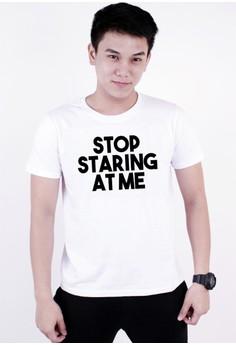 Stop Staring At Me Tee