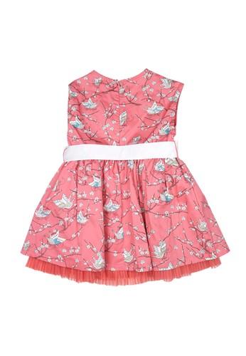 Gingersnaps pink Orientalia Dress Shell Pink 423D7KAE63C6A6GS_1