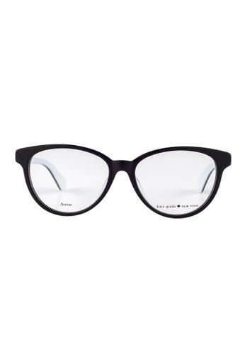 Kate Spade black Kate Spade Terriann Black Eyeglasses 9HT KA433AC06JURMY_1