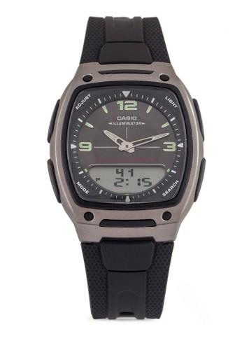 Casio Aesprit手錶專櫃W-81-1A1VDF 多功能數字錶, 錶類, 其它錶帶