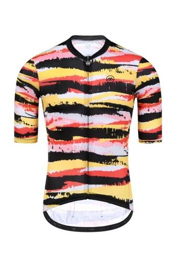 MONTON black MONTON jersey men short sleeve trace 634F4AA4F9F04FGS_1