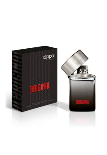 Zippo Perfume Zippo The Original Eau de Toilette EDT for Him 75ml Vapo [YZ117] F979CBE26A223FGS_1