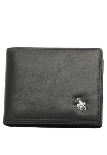Swiss Polo black Swiss Polo Bi-Fold Rfid Blocking Wallet 9131EAC50CA0D8GS_1